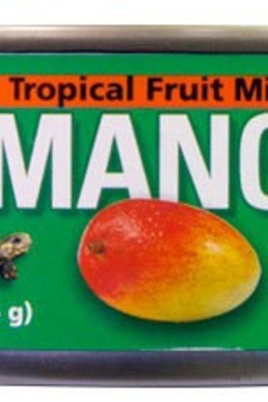 Zoomed Mélange pour nourriture en granule Mangue/Tropical Fruit Mix-ins Mango