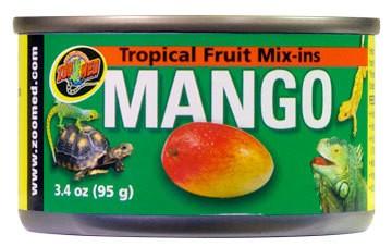 Zoomed A melanger avec nourriture en granule Mangue - Tropical Fruit Mix-ins Mango