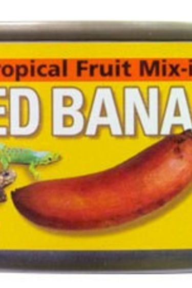 Zoomed Tropical Fruit Mix-ins Mango rouge/Tropical Fruit Mix-ins Red Banana
