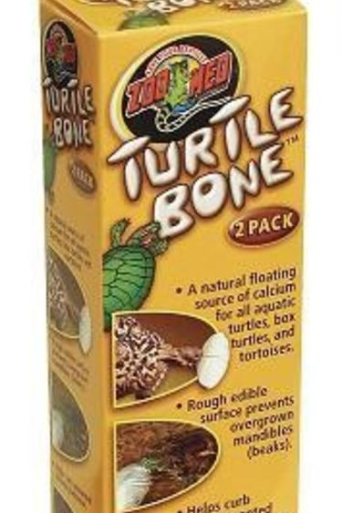 Zoomed Os à tortue paquet de 2 - Turtle bone pack of 2