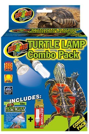 Zoomed Ensemble d'ampoules pour tortue - Turtle Lamp Combo Pack