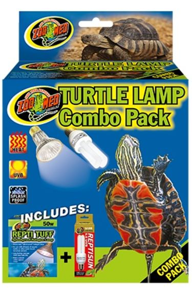 Zoomed Ensemble d'ampoules pour tortue