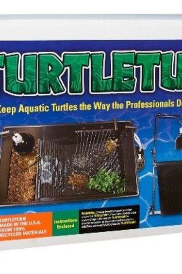 Zoomed Ensemble de bain pour tortue 39″ x 21″ x 16″