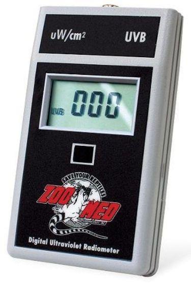 Zoomed Radiomètre UV digital - Digital UV Radiometer