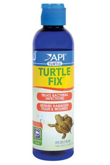 API Traitement infection pour tortue 4 oz.