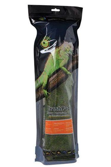 """Galapagos Tapis de mousse 18 X 36""""/CrashPad Terrarium Liner Moss"""