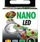 Zoomed Ampoule nano DEL 5 watts - Nano LED