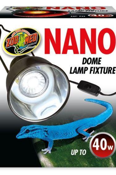 Zoomed Lampe en dôme nano