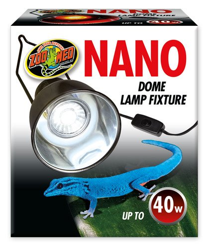 Zoomed Lampe Dôme Nano max. 40 watts - Nano Dome Lamp Fixture