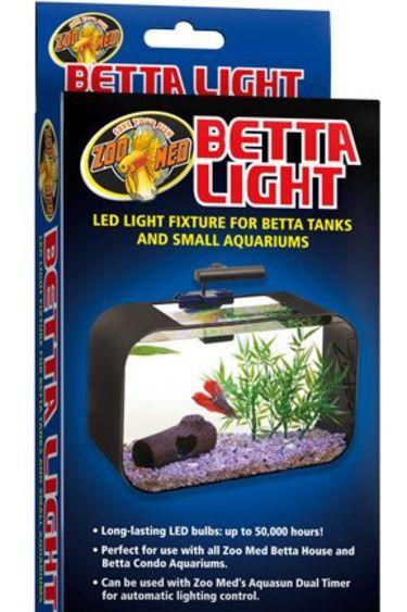 Zoomed Lampe DEL pour poisson betta