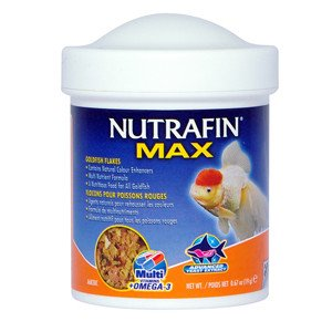 Nutrafin Flocons Max pour poissons rouges - Max Goldfish Flaxes