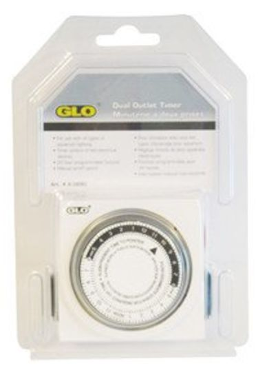 Minuterie GLO – timer