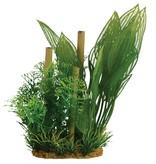"Treasures underwater Bamboo Lace Scene - 8"""