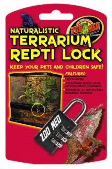 """Zoomed Cadenas """"Repti Lock"""" pour terrarium Zoo Med"""