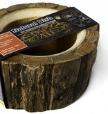 Galapagos Plat en bois naturel Sequoia - Natural Wood Dish