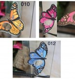 C3 Ledges Plateforme papillon à 1 contenant de 0.5 oz à ventouse - Butterfly ledge suction cup