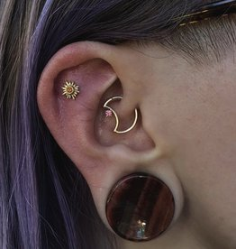 Daith Septum Rings Lucky S Tattoo And Piercing