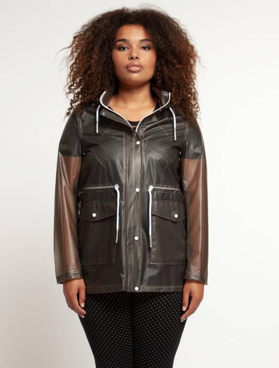 Dex Dex + Rain Coat