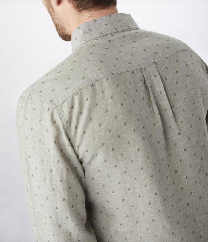 Ten Tree Tentree Mancos L/S Button Up