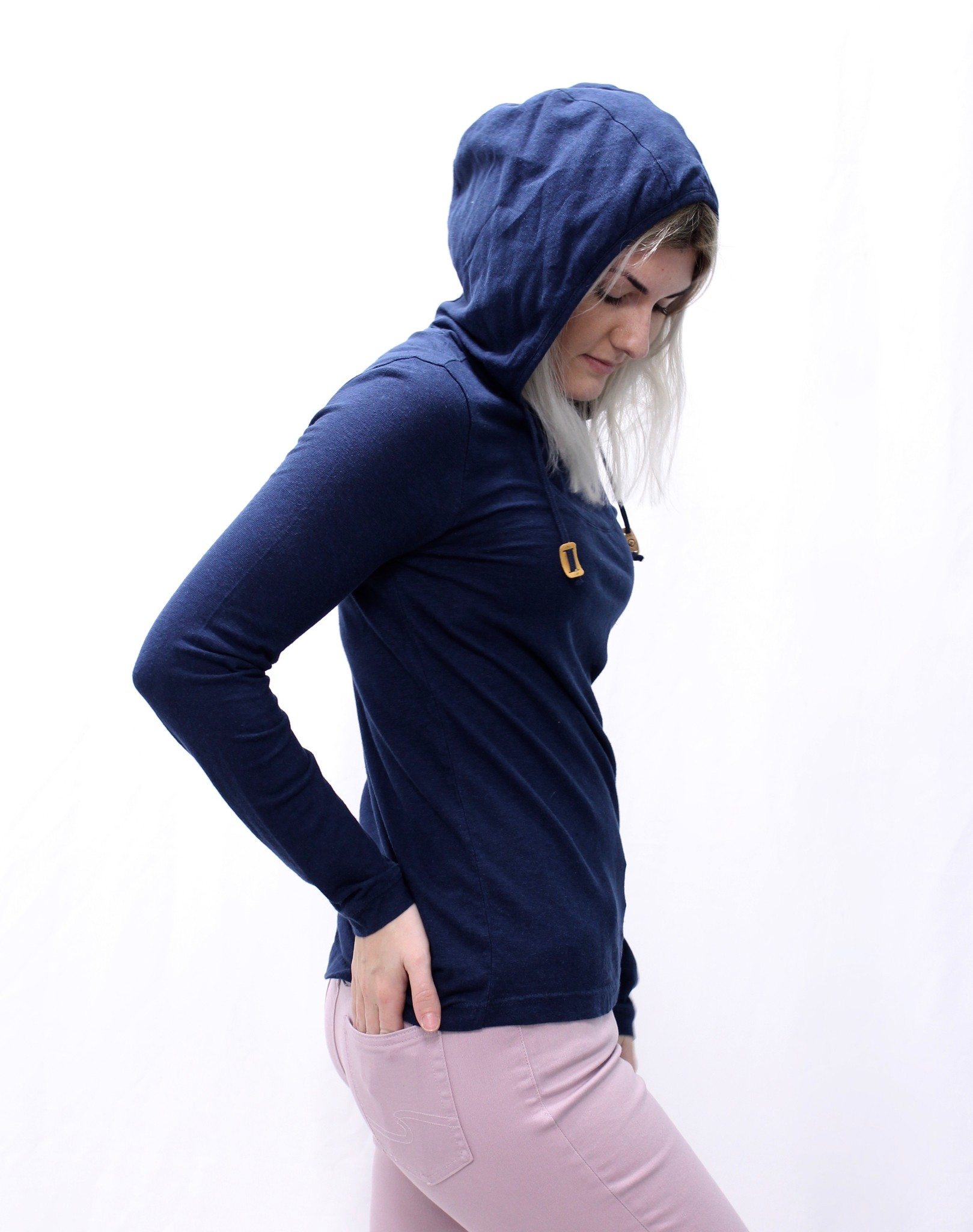 Ten Tree Tentree W Cumulus Hooded L/S