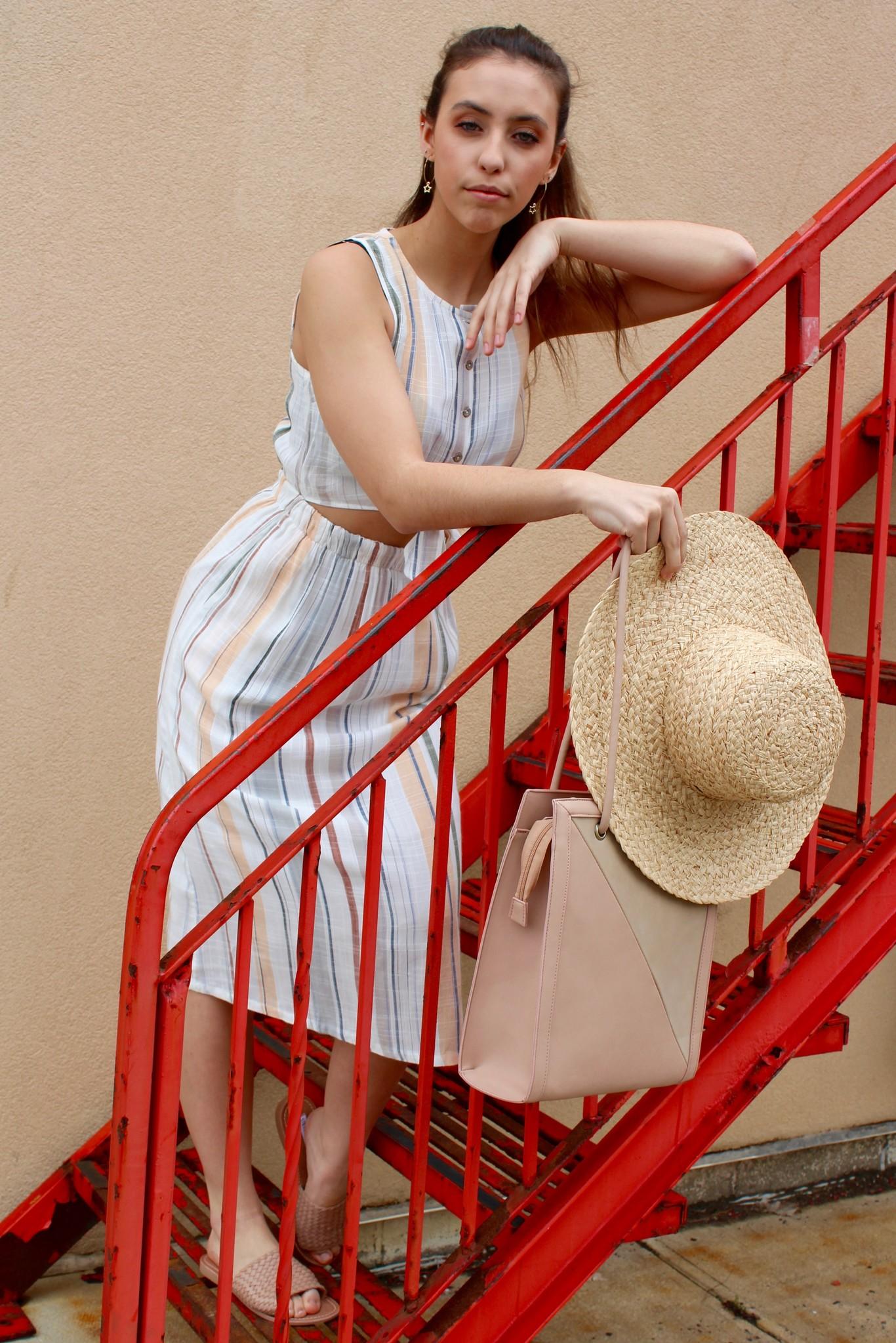 RVCA RVCA Arizona Dress