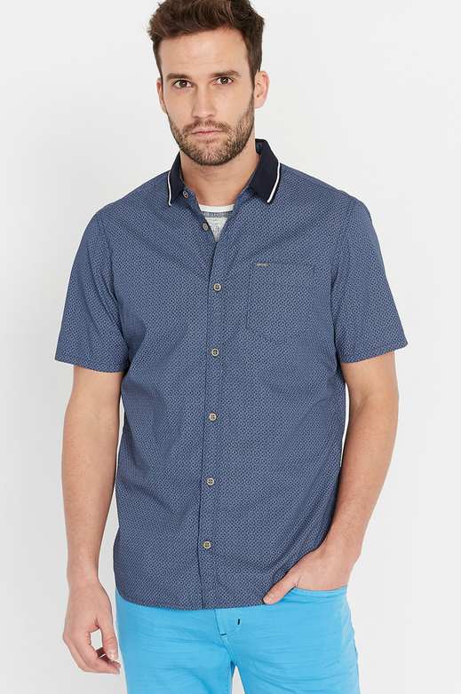 Buffalo Buffalo Sarton Button Up