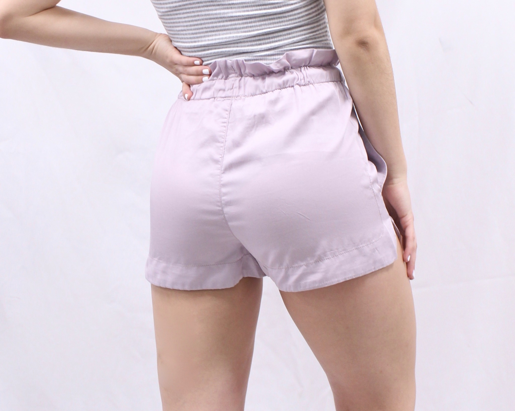 Dex Dex Lilac Shorts