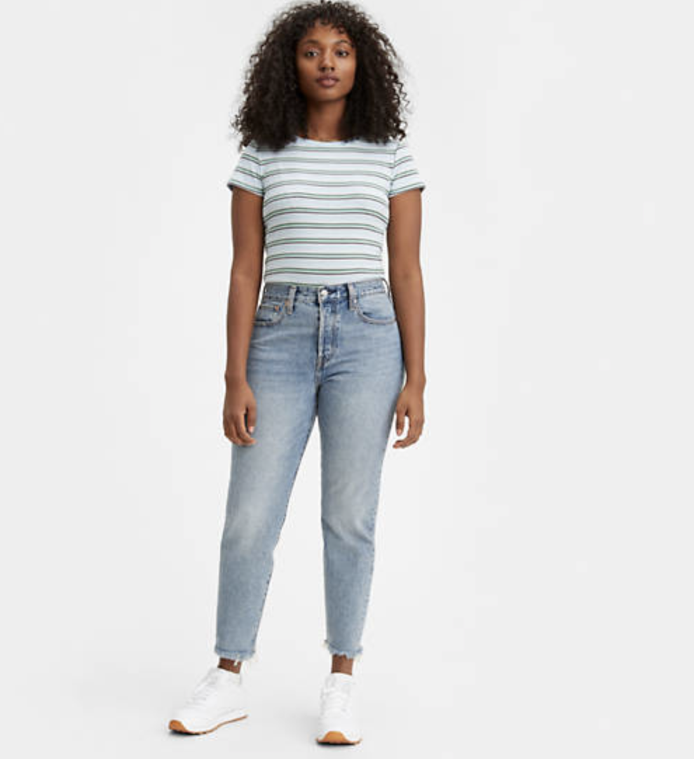 Levi's Levi's Wedgie Tapered Leg