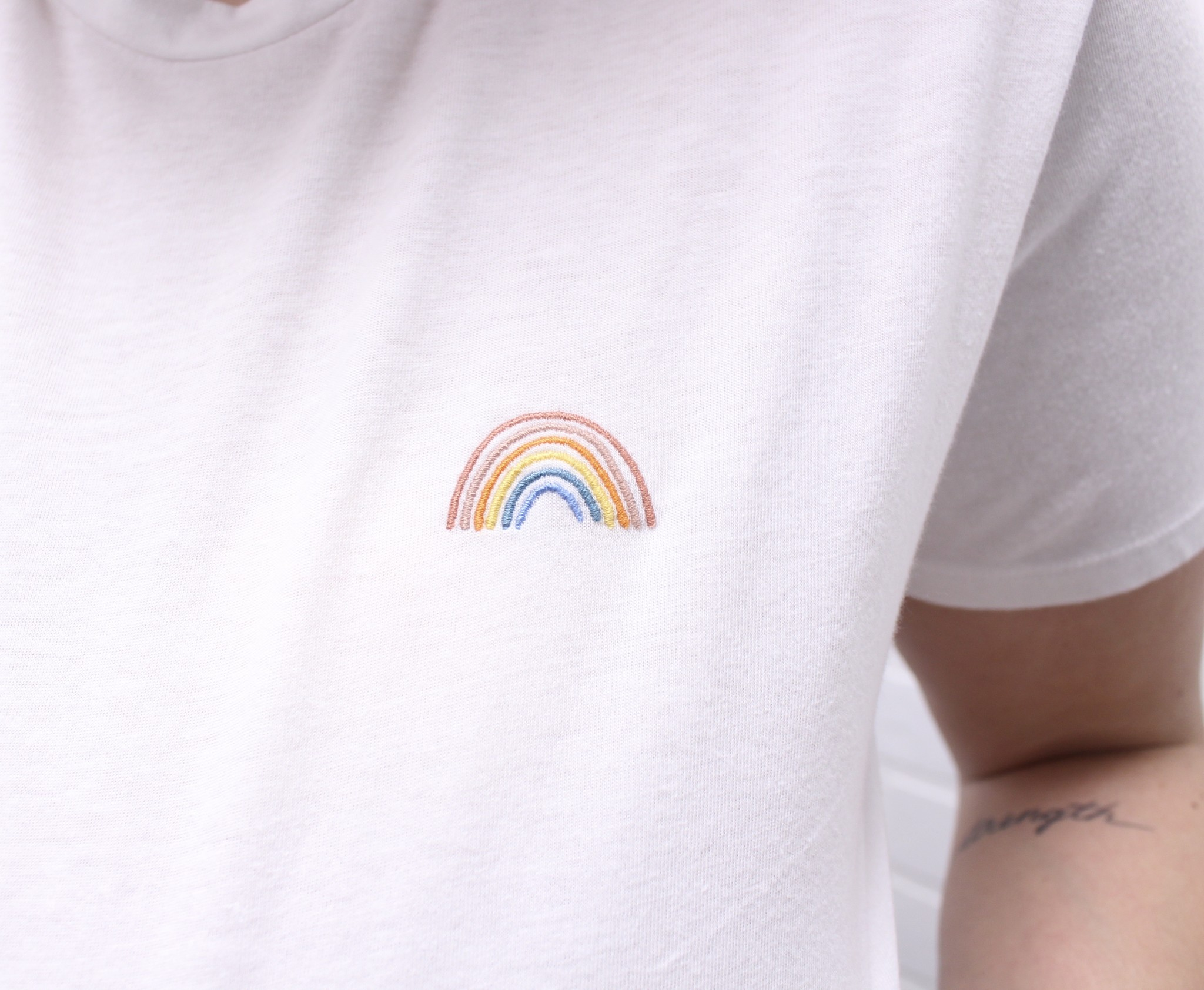 Z Supply Z Supply Rainbow Tee