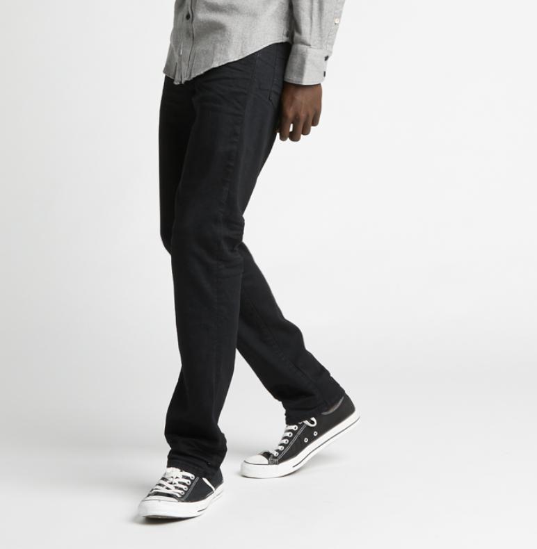 Silver Jeans Co. Silver Jeans Machray Black