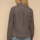 Hem & Thread Barb Moto Jacket