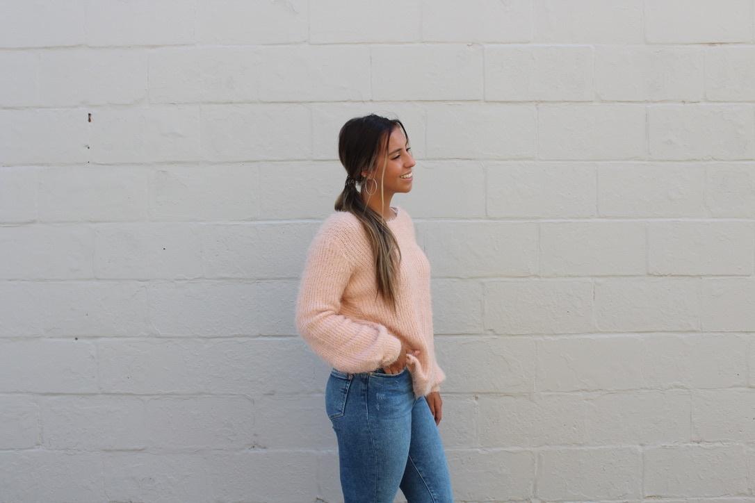 Hem & Thread Saara Twist Sweater