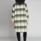 C'est Moi Long Plaid Coat