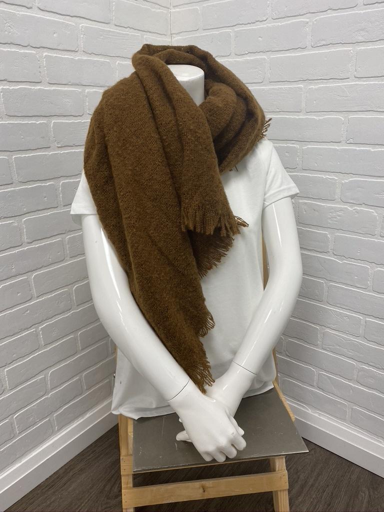 Marl Blanket Scarf