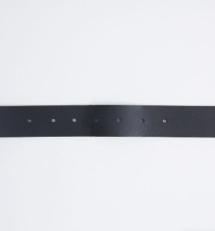 Silver Jeans Co. Double Ring Belt BLK