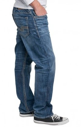 Silver Jeans Co. Silver Hunter Relaxed
