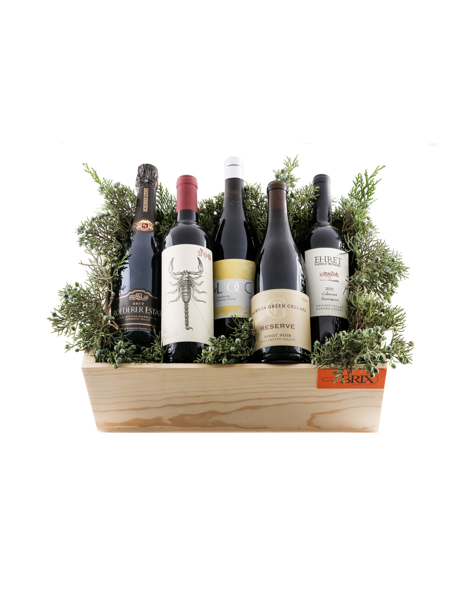 West Coast Vines Gift Package