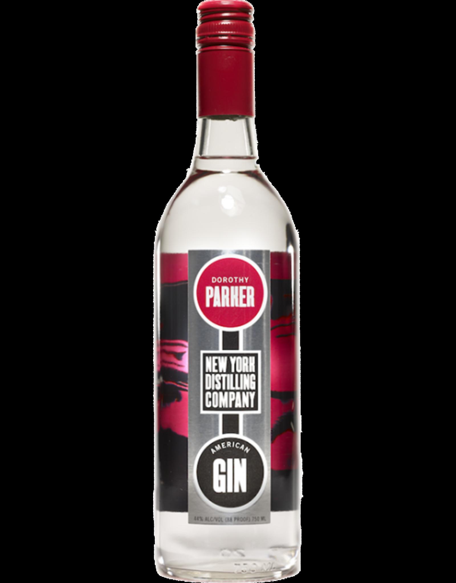 Dorothy Parker Gin