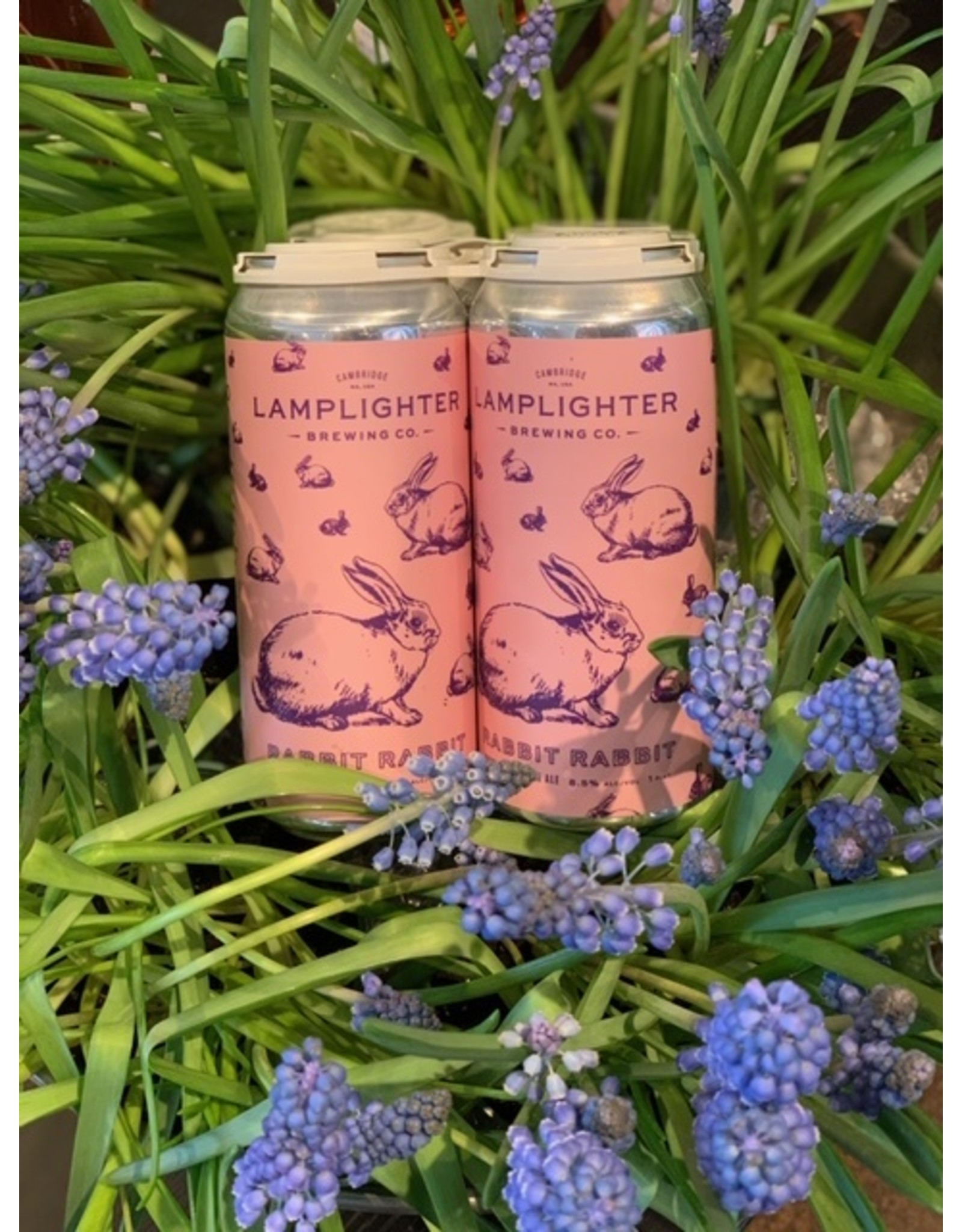 Lamplighter Brewing Rabbit Rabbit DIPA 4-Pack 16oz Cans