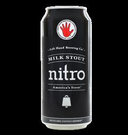 Left Hand Nitro Milk Stout 6-Pack Cans