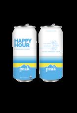 Peak Organic Happy Hour Pilsner 6-Pack Cans