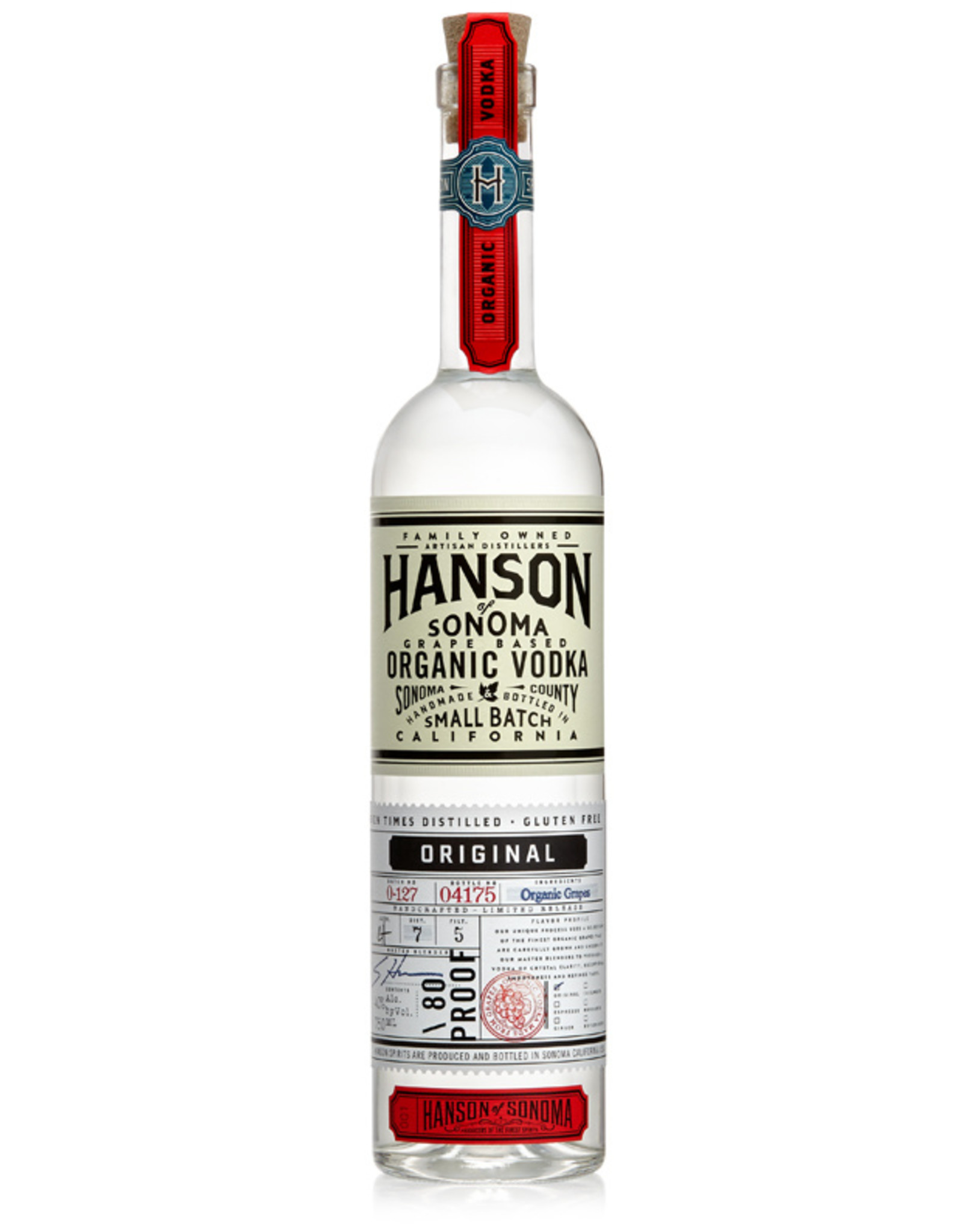 Hanson Vodka Original