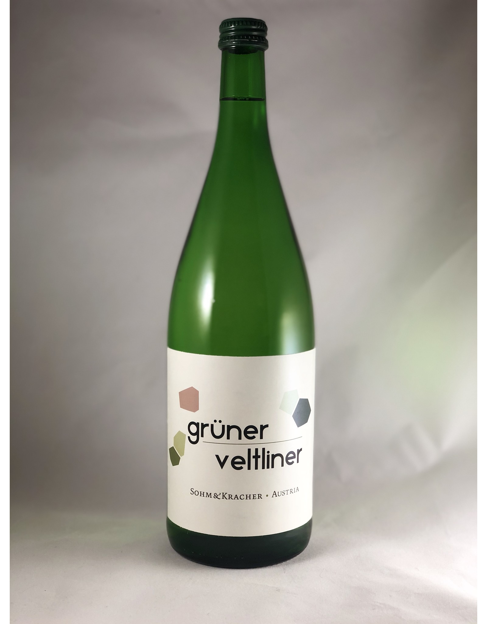 Sohm & Kracher Gruner Veltliner Burgenland (One Liter)