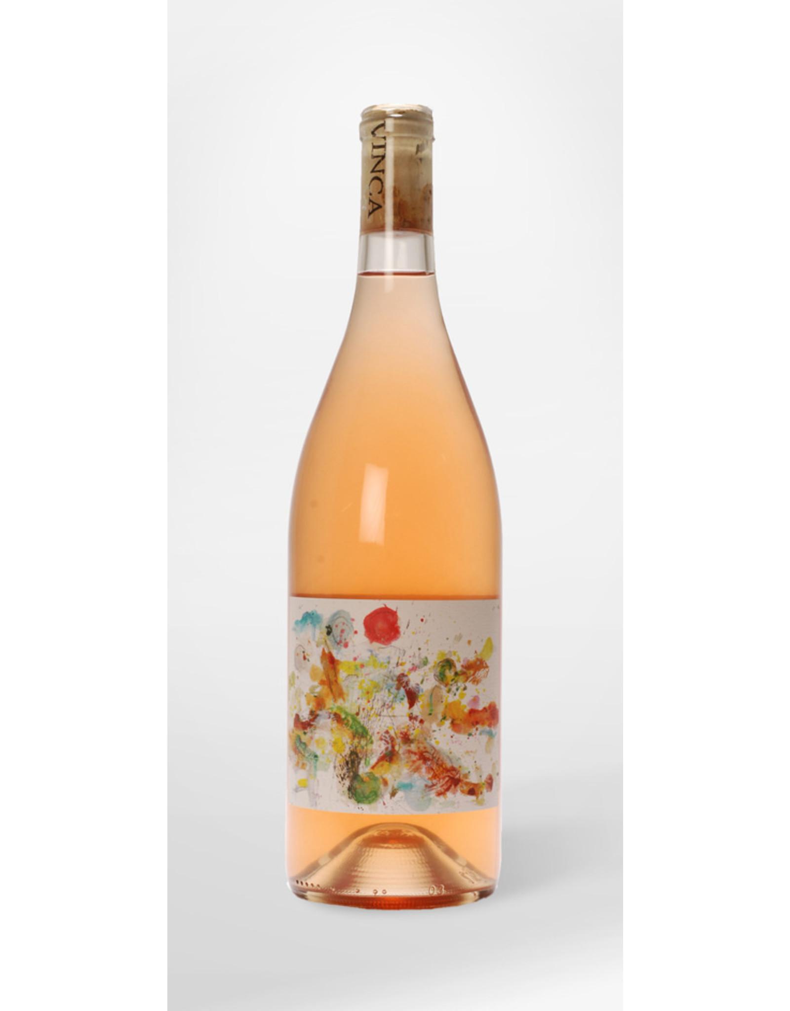Vinca Minor Carignan Rosé