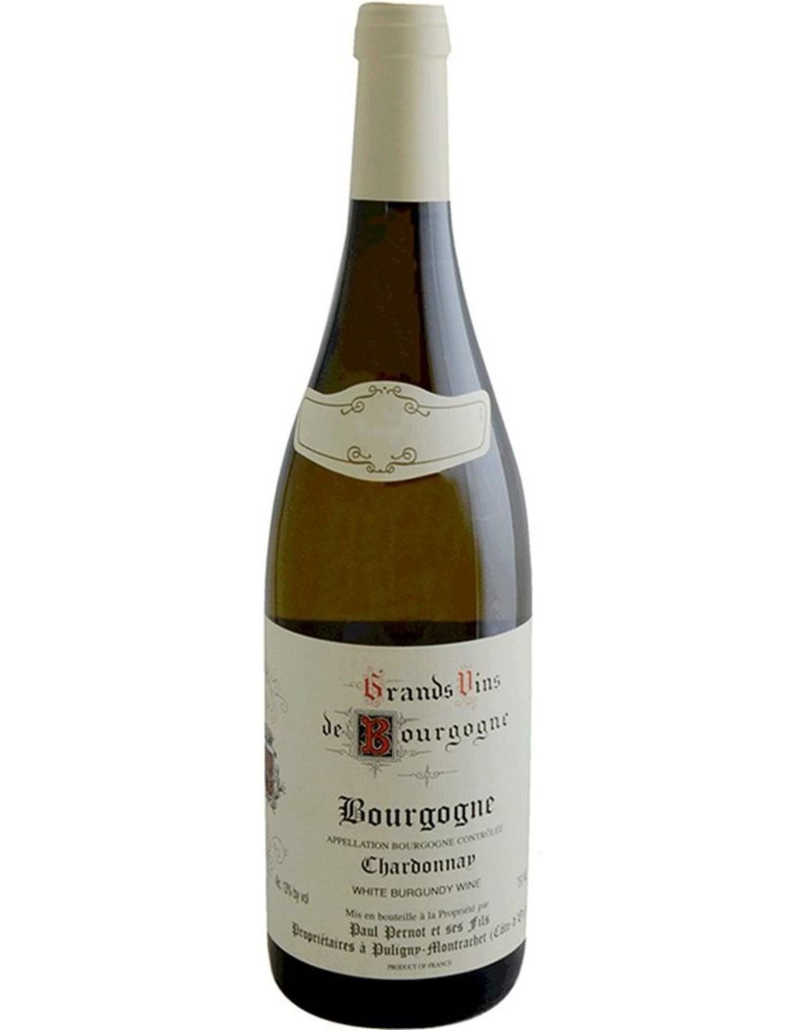 Paul Pernot Bourgogne Blanc