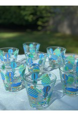 """Georges Briard Old Fashioned """"Fancy Free"""" Set"""