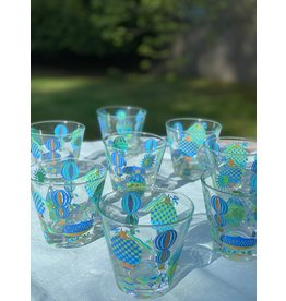"Georges Briard Old Fashioned ""Fancy Free"" Set"