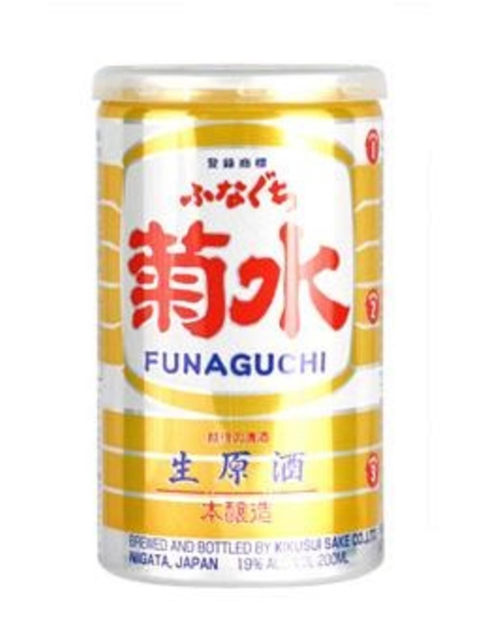 Funaguchi Kikusui Sake Can
