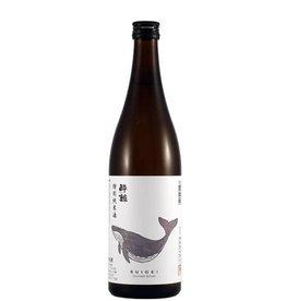Suigei 'Drunken Whale' Sake
