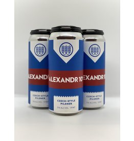 Schilling Beer Co. Alexandr 10 Pilsner 4-Pack Cans
